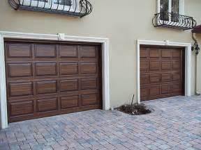 Paint garage door and front door to match