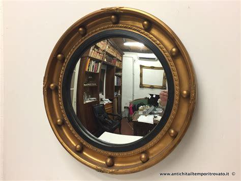 specchio con cornice dorata antichit 224 il tempo ritrovato antiquariato e restauro