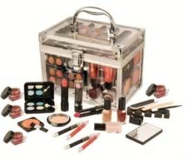 Professional Makeup Vanity Set Shany Carry All Trunk Professional Makeup Kit Eyeshadow