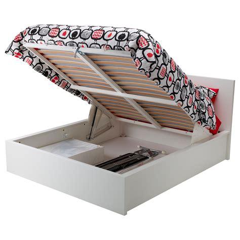 Ikea Ottoman Bed Malm Ottoman Bed White Standard Ikea
