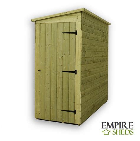 6 X 3 Storage Shed by Sallas 8x6 Pent Shed Door