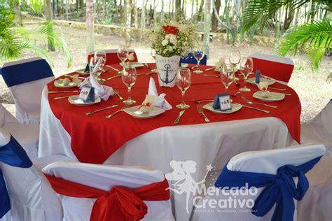 decoraci 243 n de centros de mesa para bautizo centros de mesa marineros scrapbyveruchis decoraci 243 n y mesa de dulces para