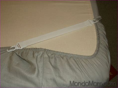 futon hacks smart hack use sheet straps to prevent futon cover from
