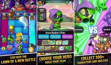 download game pvz2 mod apk data plants vs zombies heroes 1 8 26 apk mod data for