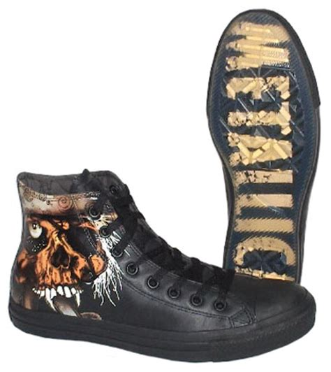 Jual Converse Metallica sepatu converse acdc