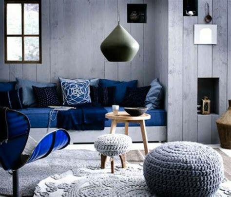 Blaues Sofa Welche Wandfarbe by Farbideen Wohnzimmer Trendfarbe Greenery Beschert