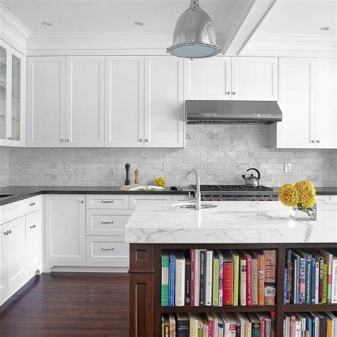 marble backsplash pictures