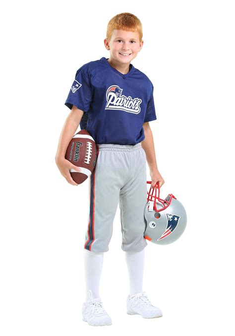 football costume nfl patriots costume