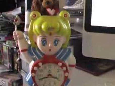 sailor moon alarm clock youtube