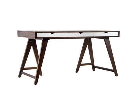 Trestle Desk by Desk Work Better Living Through Design