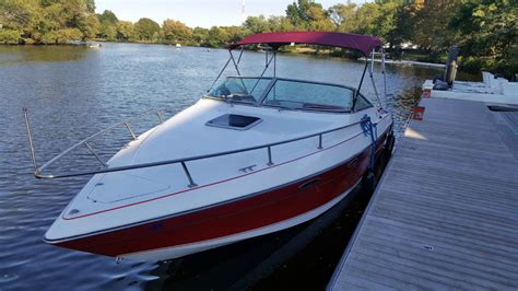 boats tiara boats tiara slickcraft 268sc 1990 for sale for 13 500 boats