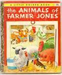 richard scarry s the animals of farmer jones golden board book books macdonald had a farm golden book