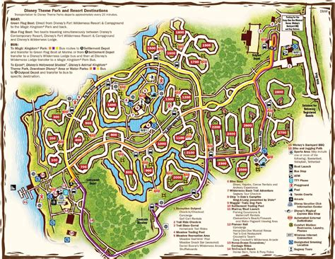 fort wilderness map fort wilderness cground map dbm your independent disney news source