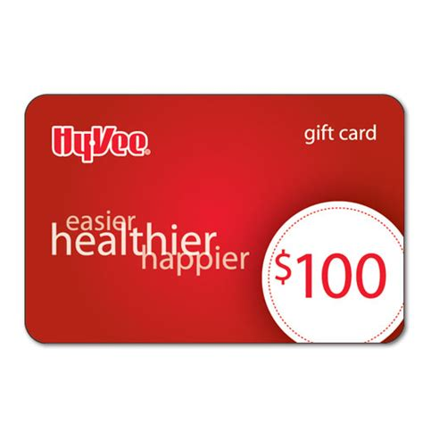Hyvee Gift Card - shop gifts hy vee gift cards hy vee gift card 100 dollars