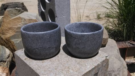 Large Soapstone Large Soapstone Jefferson Cups Industrial Works