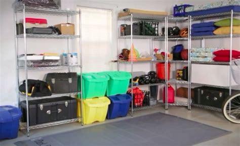 Garage Storage Space Ideas Space Savers Easy Garage Organization Ideas