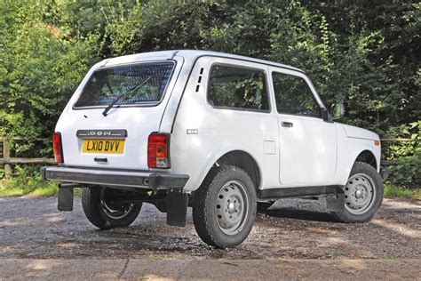 Lada Niva Cossack For Sale Lada Niva Auto Express