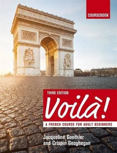voil 3rd edition a 1473601185 french textbooks shop for new used college french books