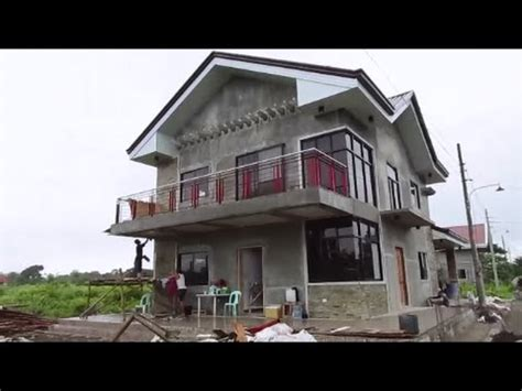how to price a house merz s new custom home in the barotac iloilo philippines