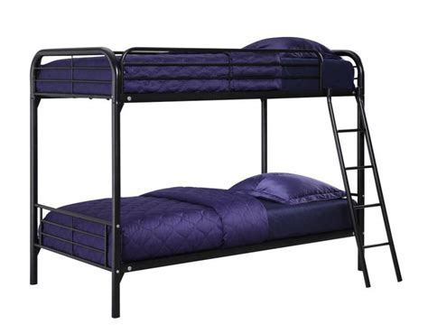 Black Metal Bunk Bed Metal Bunk Beds For Optimum Utilization Of Bedroom