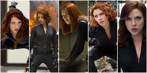 black widow hair color is black widow s hairstyle sexist