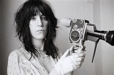 patti smith camera 123 best images about alternative on elvis costello debbie harry and pistols