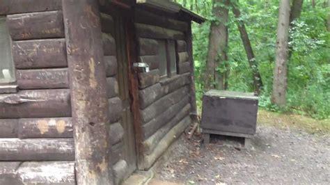 cabin c exterior letchworth cabin c17
