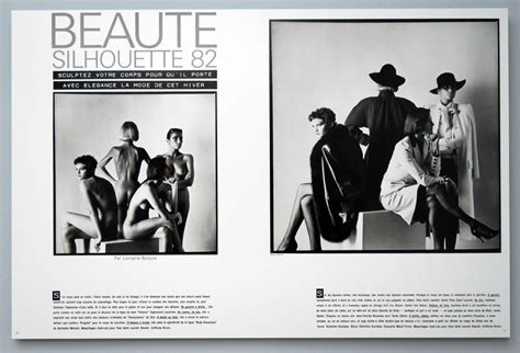 helmut newton pages from helmut newton pages from the glossies 6 900 kultur24 berlin