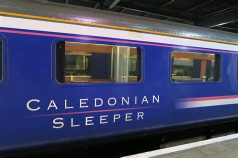 Caledonian Sleeper Route Map by The Caledonian Sleeper Travel In Lochaber Ardnamurchan