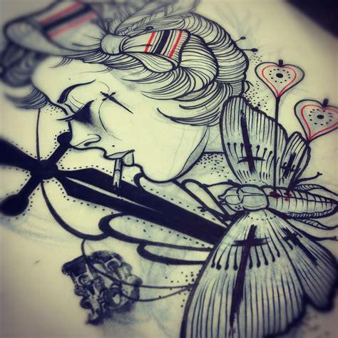bad apple tattoo las vegas dj tambe sketches bad apple las vegas nv