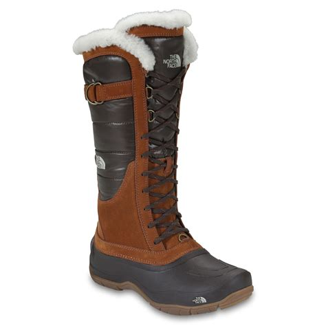 northface womans boots the s shellista lace winter boot