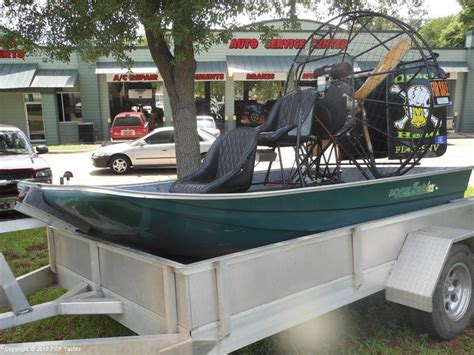 airboats unlimited 2008 used airboats unlimited dixon twister air boat for
