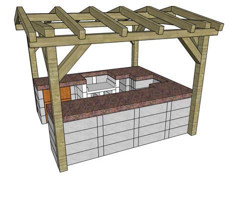 grillpavillon selber bauen ich plane eine aussenk 252 che grillforum und bbq www