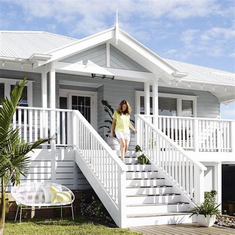 home design blog australia 10 weatherboard house colours katrina chambers