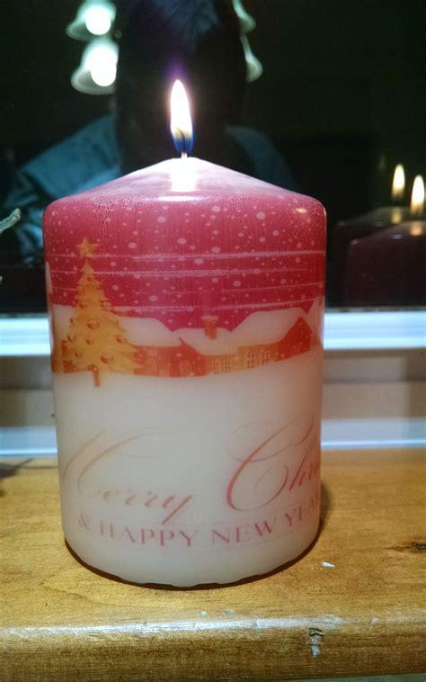Custom Candles Custom Candle W Photo Custom Candle Photo