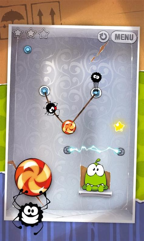 cutting rope games cut the rope android apps on google play