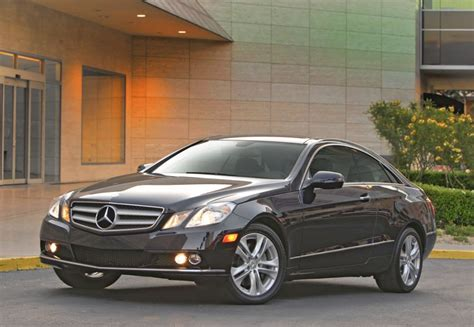 mercedes e350 coupe 171 drivencarreviews