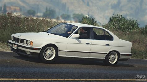 bmw in bmw 535i e34 for gta 5