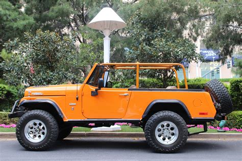 commando jeepster 1971 jeep jeepster commando custom suv 208416
