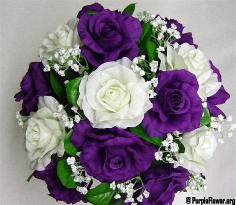 Wedding Flowers Purple by Purple Flowers For Wedding Bouquets