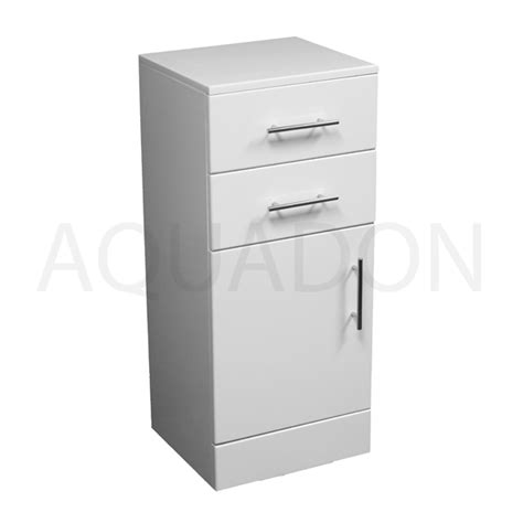 bathroom cloakroom vanity storage furniture units gloss white bathroom cloakroom vanity storage furniture units gloss white venice bcve ebay