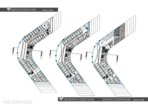 Luxury Floor Plans by 5 Star Hotel Desing Compressed