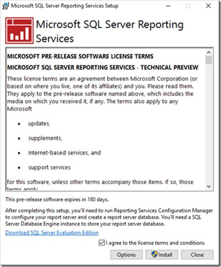 microsoft sql server reporting services getting started with the technical preview of power bi