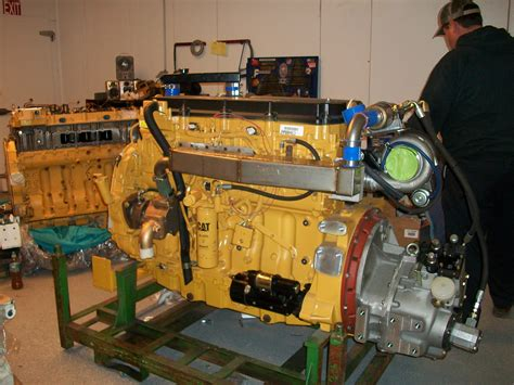 caterpillar boat engines new caterpillar engines c 13 c 15 and c 18 s the hull