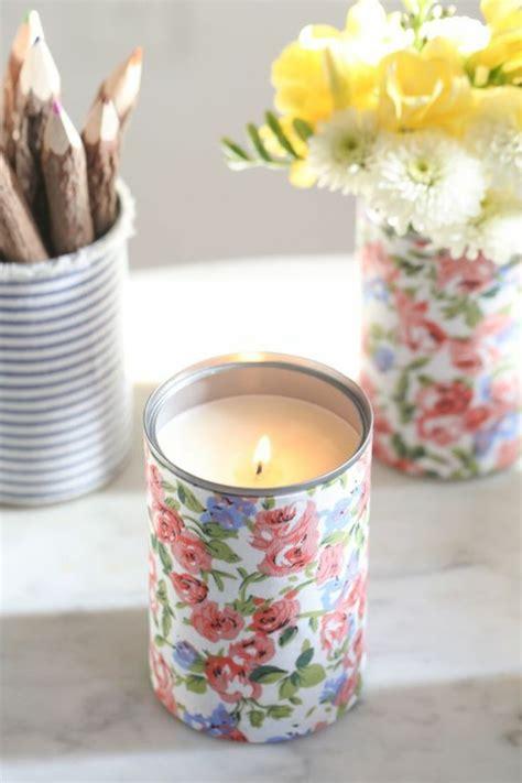 come fare candele di cera 1001 idee per candele fai da te da creare a casa