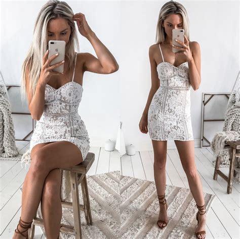 Carena Dress carena lace dress slaylebrity