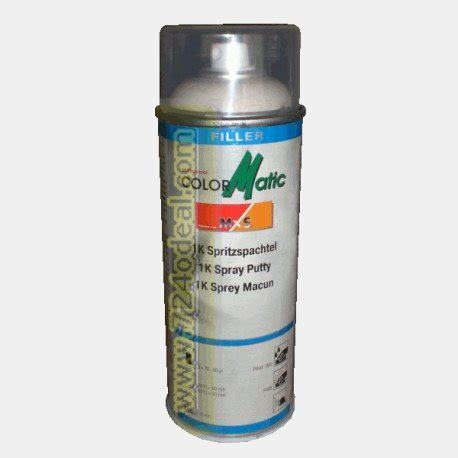 23879 colormatic spray putty