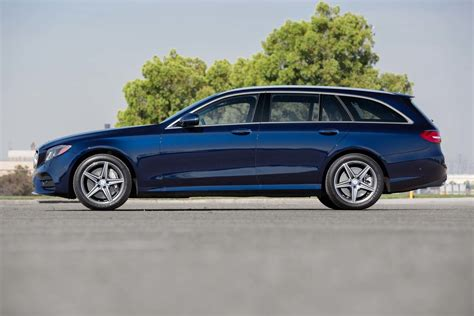 Mercedes E Class Wagon For Sale by 2017 Mercedes E400 4matic Wagon Test Focused