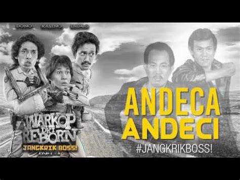 youtube film dono gengsi dong warkop dki andeca andeci soundtrack film dono kasino