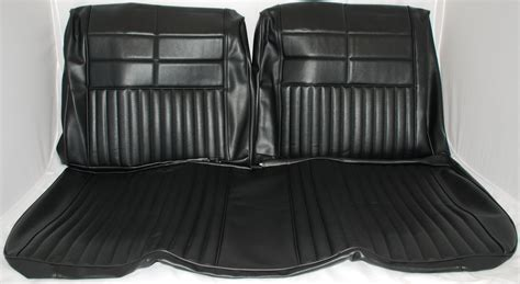 Seats Upholstery by 1965 Fairlane 500 Bench Seat Upholstery